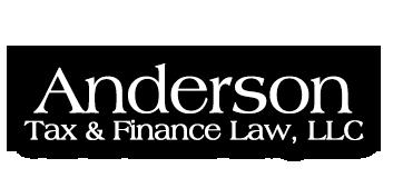 Anderson Tax & Finance Law, LLC